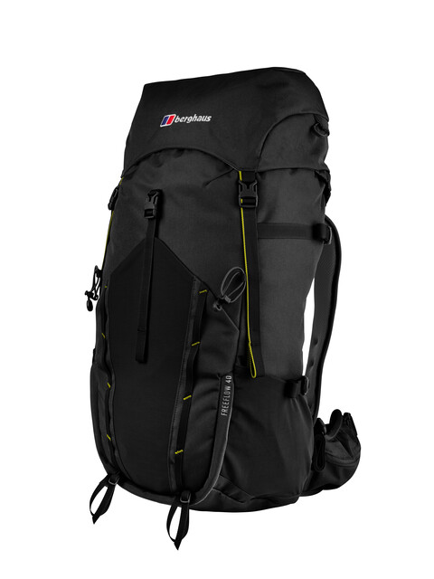Berghaus Freeflow 40 Backpack Black/Black